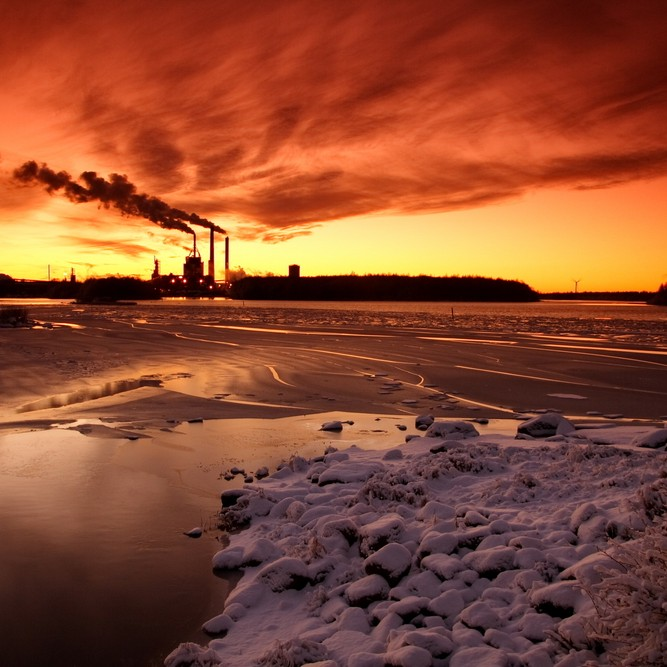 Does air pollution increase fresh water availability? | Yale